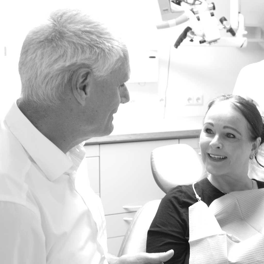 Patienteninformation zur Wurzelbehandlung